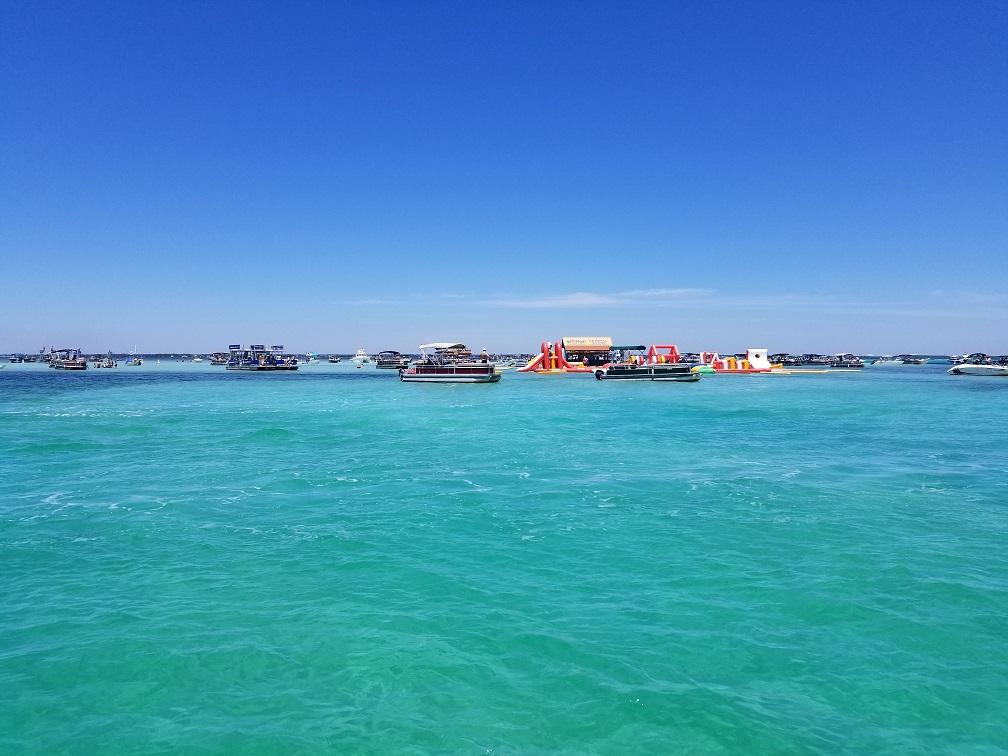 Crab Island Update