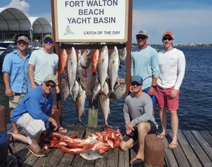 2019 Fishing Season Update